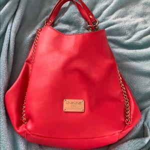 Red Satchel like purse